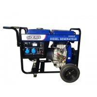 Groupe électrogène diesel DG6000E