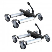 Chariots de déplacement GOJACK - Lot de 2