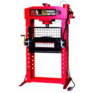 Presse hydraulique 75 Tonnes