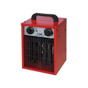 Chauffage air pulsé électrique 2000W