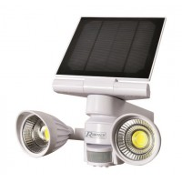 PROJECTEUR SOLAIRE LED 2x5W