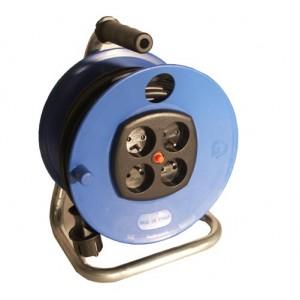 Enrouleur de câble 25M 3G1.5-H05VV-F