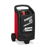 Chargeur démarreur de batterie sur roues ENERGY 650