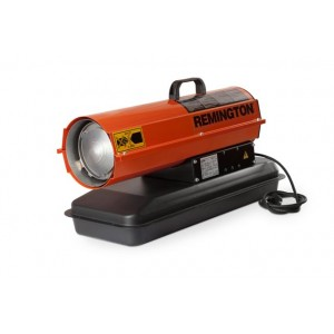 REM12 Chauffage air pulsé fuel - combustion directe