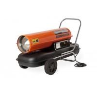 REM34 Chauffage air pulsé fuel - Combustion directe