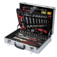 COFFRET OUTILLAGE 149PCS - MALLETTE ALU